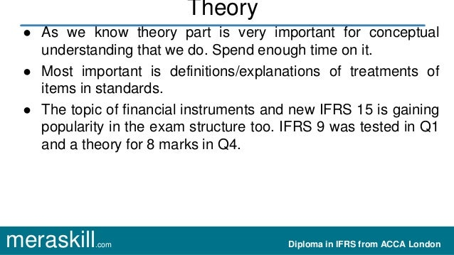 IFRS Archives - ACCA Study Material