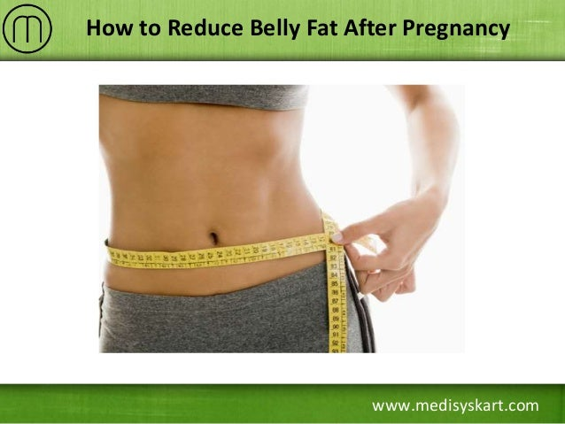 Here's How to Eliminate Belly After Pregnancy