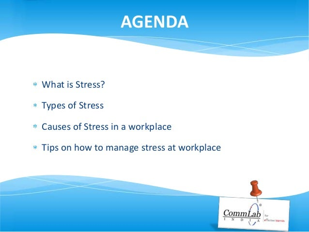 tips to reduce the workplace stress 2