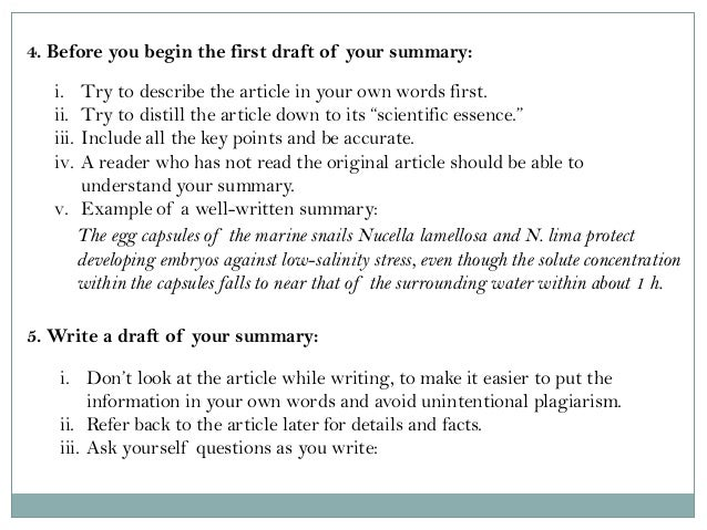 How to write a scientific manuscript for publication