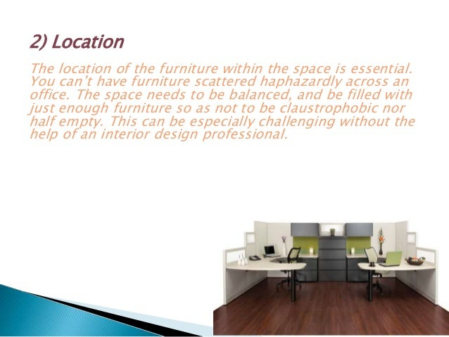 Tips To Select Office Furniture Online