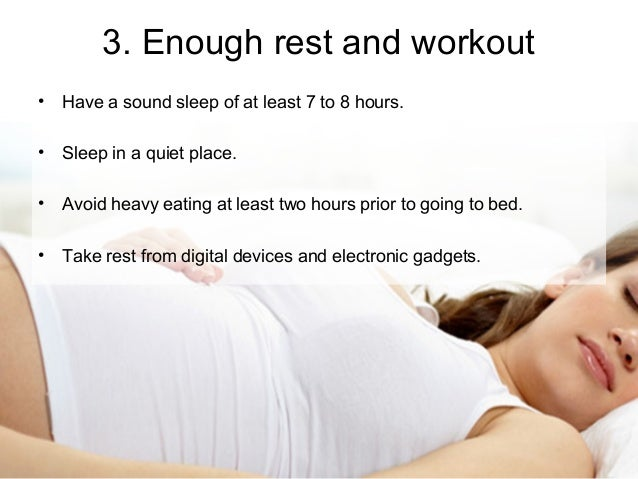 Tips To Take Care Of Yourself During pregnancy after IVF ...