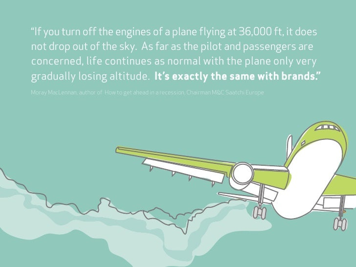 """""""If you turn off the engines of a plane flying at 36,000 ft, it does not drop out of the sky. As far as the pilot and pass..."""