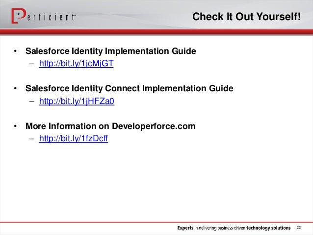 salesforce external identity implementation guide
