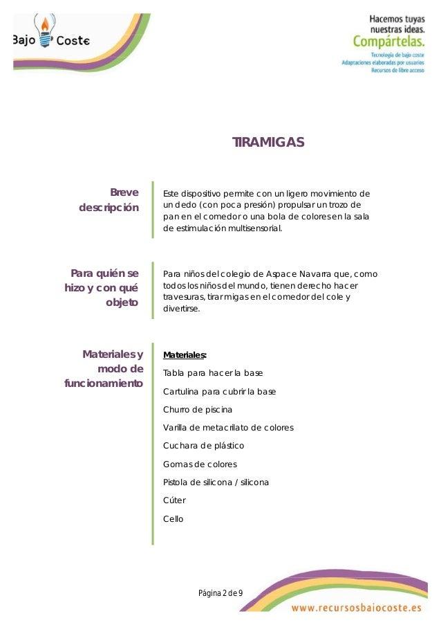 Tiramigas Slide 2