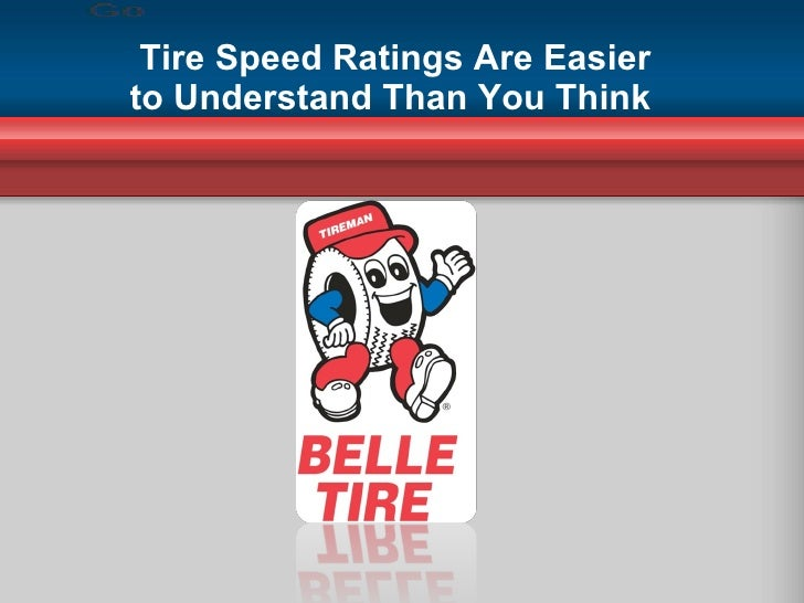 Tire Speed Ratings Are Easier to Understand Than You Think