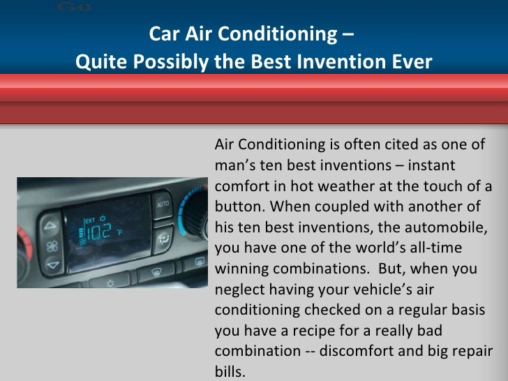 Tire stores help with car air conditioning check ups