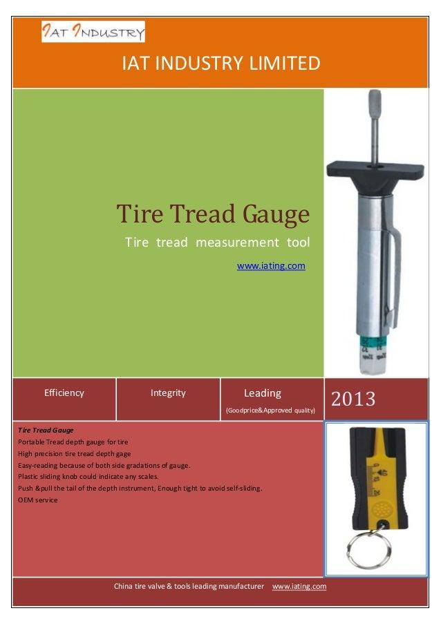 Tire Tread Measurements >> Tire tread depth gauge