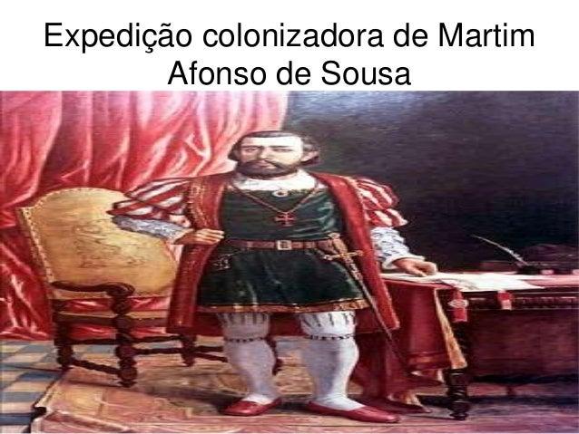 Expedição colonizadora de Martim Afonso de Sousa
