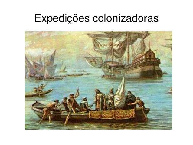 Expedições colonizadoras