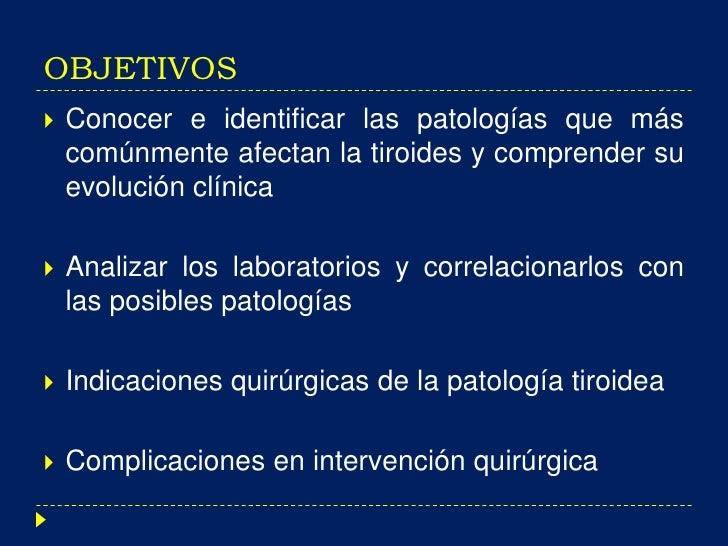 Tiroides! Slide 2