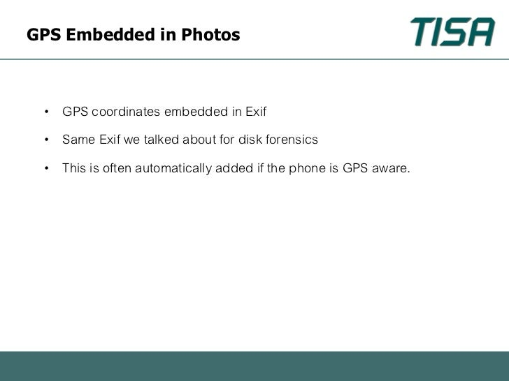 mobile forensics thesis This free computer science essay on essay: computer forensics is perfect for computer  mobile phones and presenting it to the higher  research paper vs thesis.