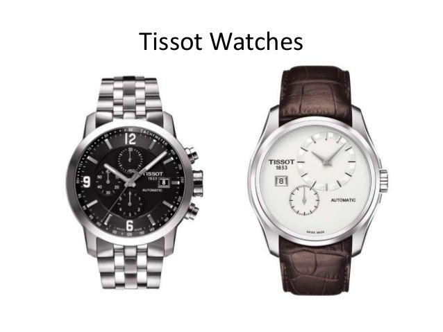 Tissot watches for men-women Slide 2