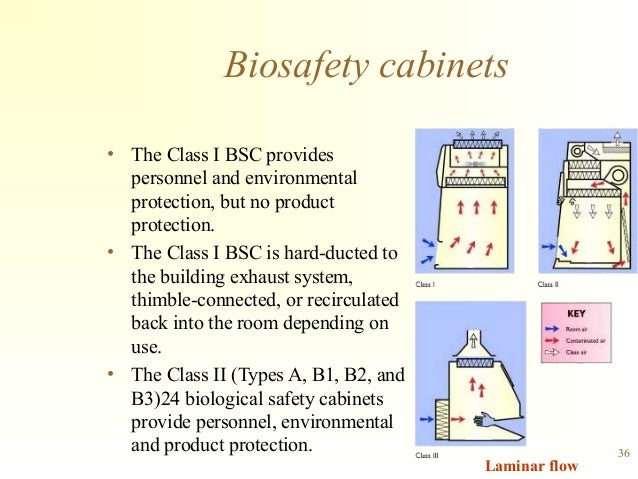Biosafety Cabinet Types Ppt Cabinets Matttroy