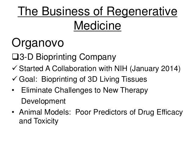 Tissue Engineering & Regenerative Medicine