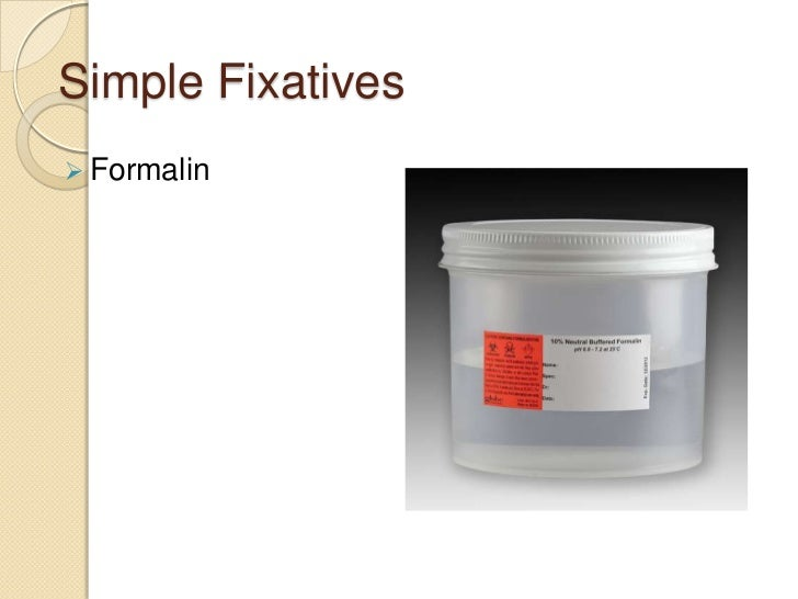     ADVANTAGES :1.   Rapid penetration2.   Easy availability & cheap3.   Does not overharden the tissue4.   Fixes lipids ...