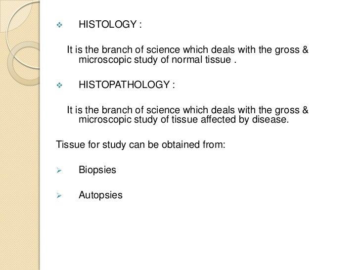 Tissue processing 2012 Slide 2