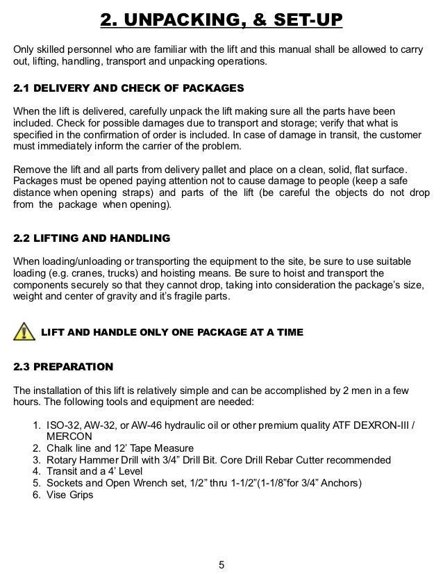 titan hd2 p 11000ac 2 post lift manual rh slideshare net rotary lift spoa9 installation manual rotary lift manuals pdf spo15n210