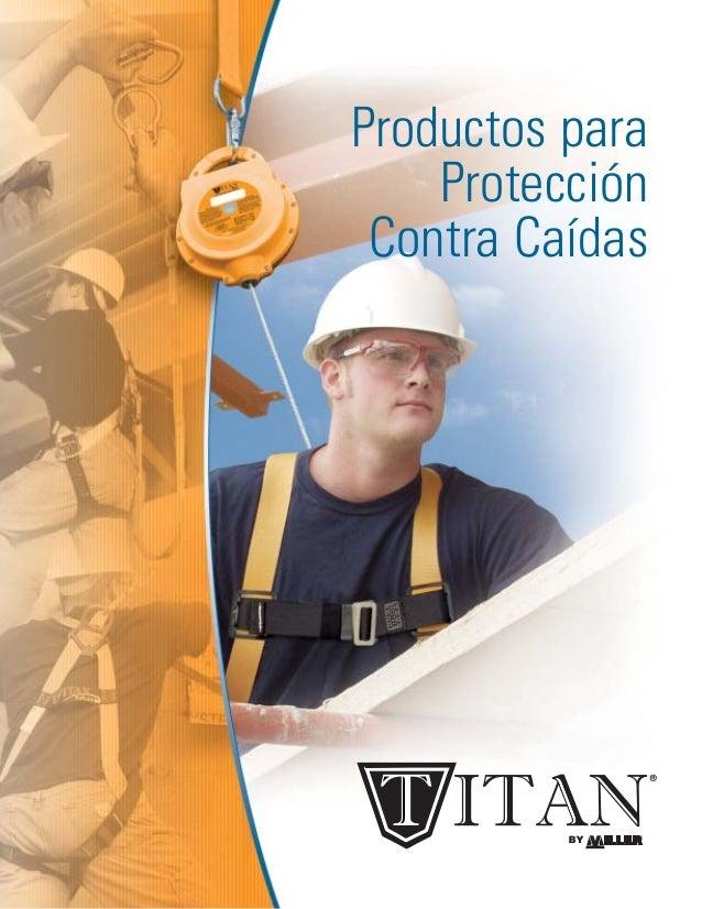 Productos para Protección Contra Caídas