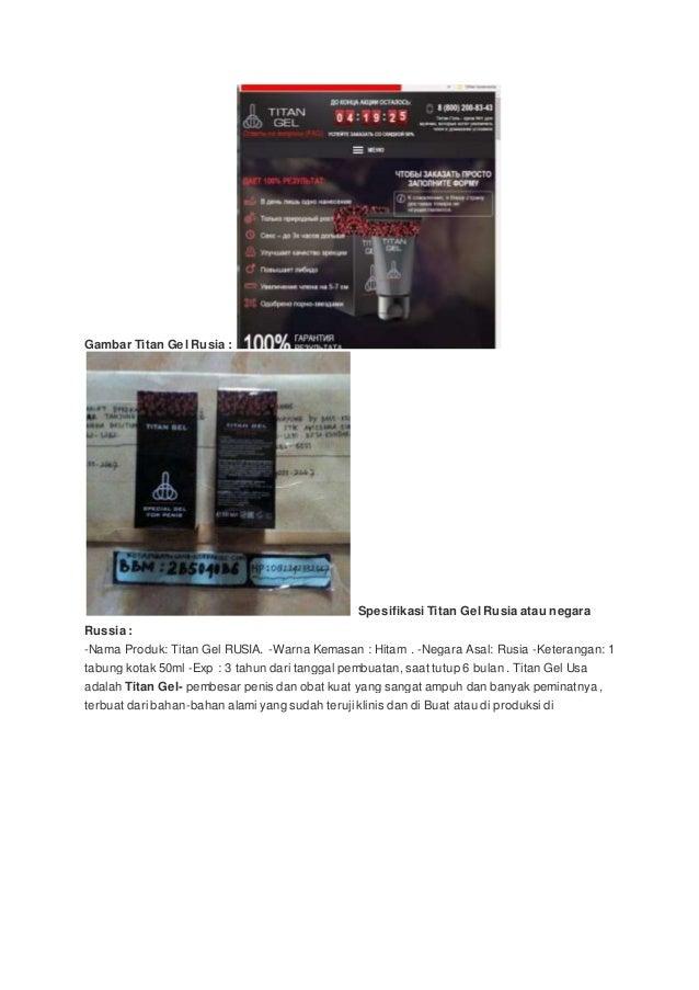 titan gel rusia dan usa titan gel original www paketpembesar com