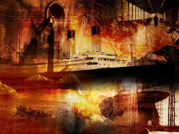 Final moments Of Titanic……………..