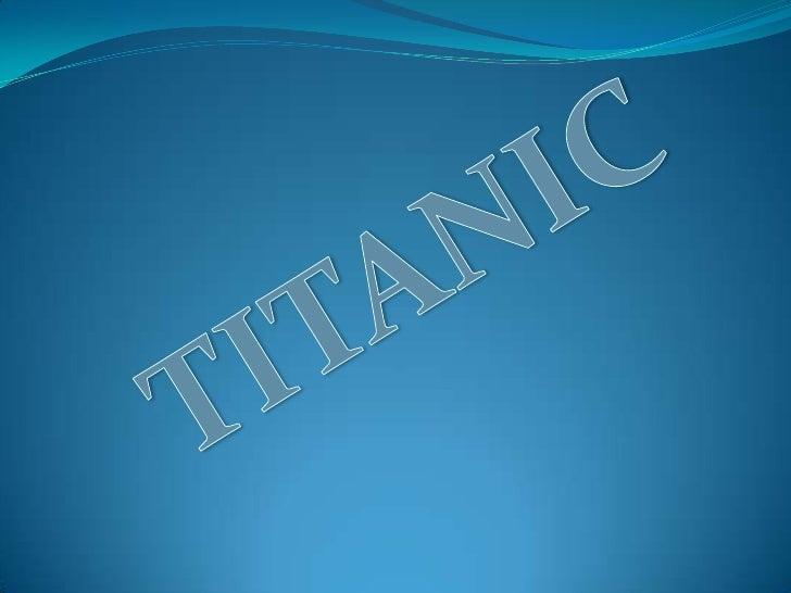 Oficialidad: Los principales miembros de la tripulación del Titanic    eran:   Capitán - Edward John Smith   Jefe de of...