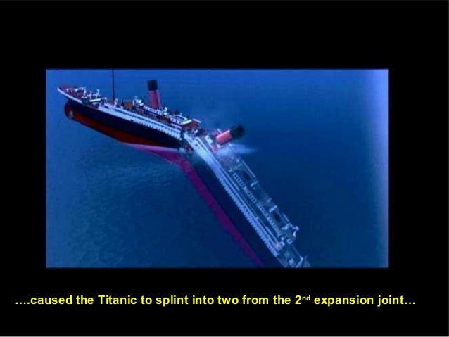 titanic topic