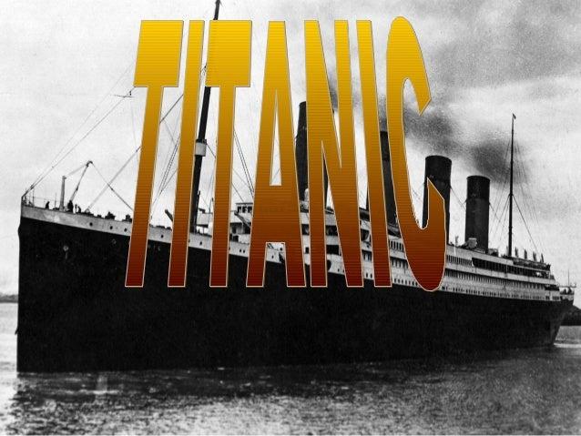 CONSTRUCCIÓN • El Titanic fué construido en Harland y Wolff Shipbuilding en Belfast, norte de Irlanda en 1912. Tenía 882 p...