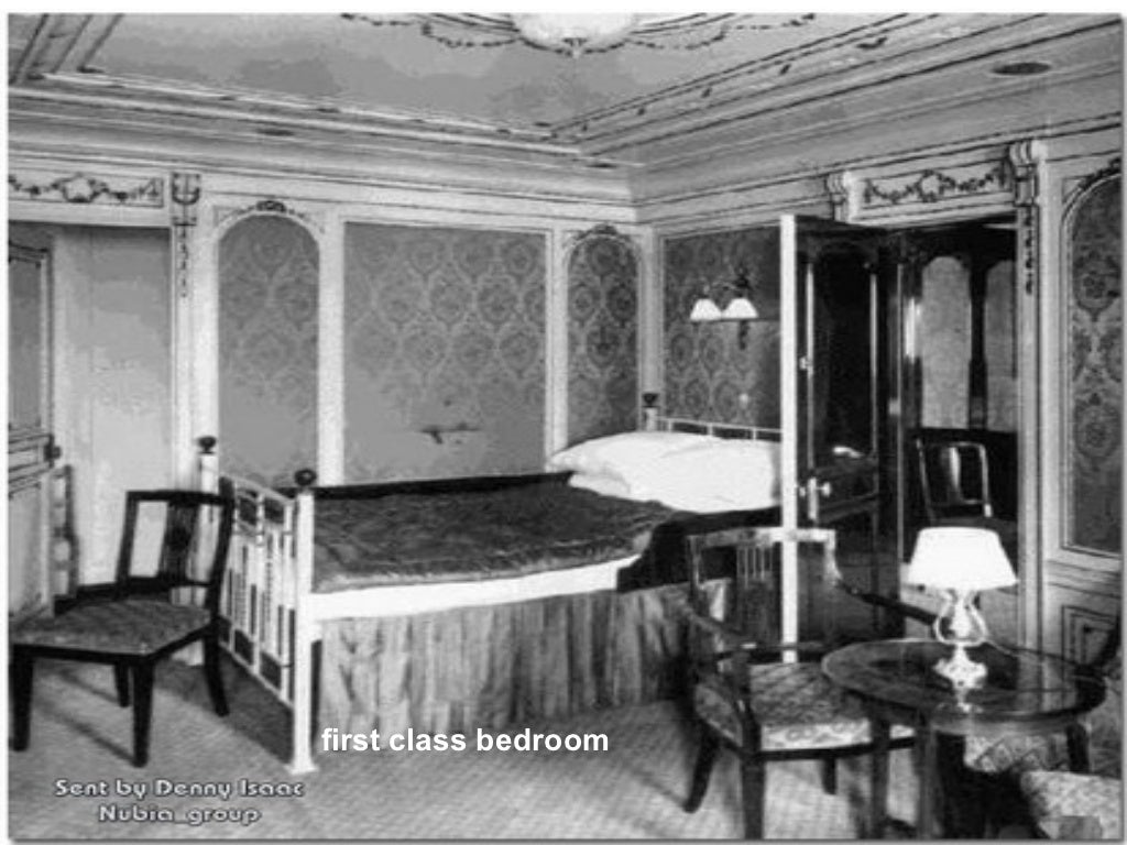 First Class Bedroom