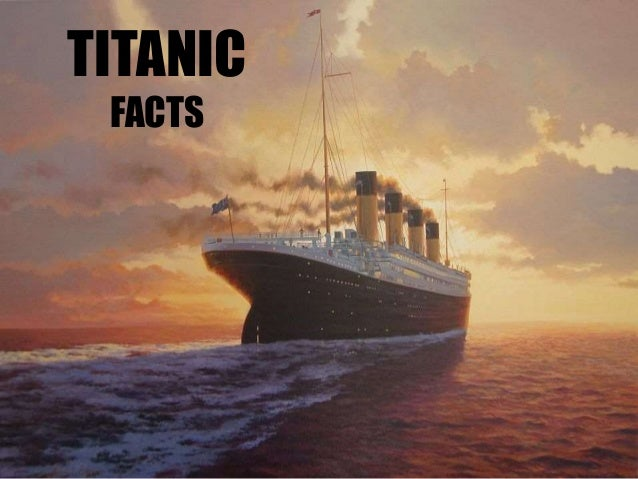 Top 10 amazing Titanic facts