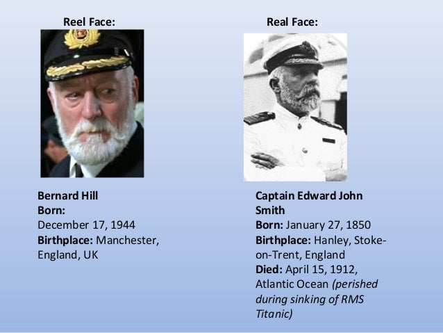 Titanic History