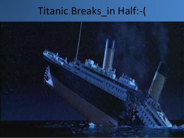 Titanic english movie online