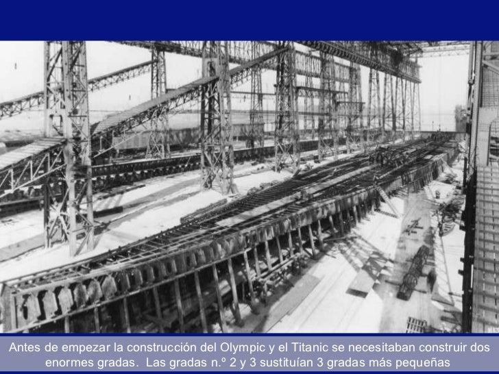 Titanic rs - Construccion del titanic ...