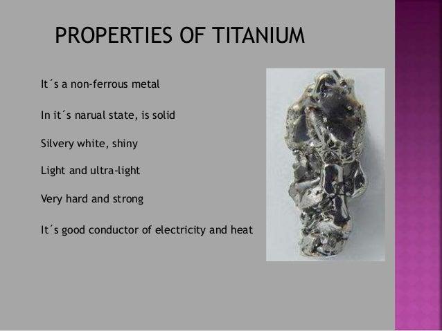 Titanium  definitivo Slide 3