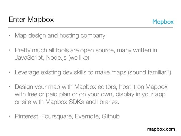 Build Custom Maps with Appcelerator Titanium, Mapbox and
