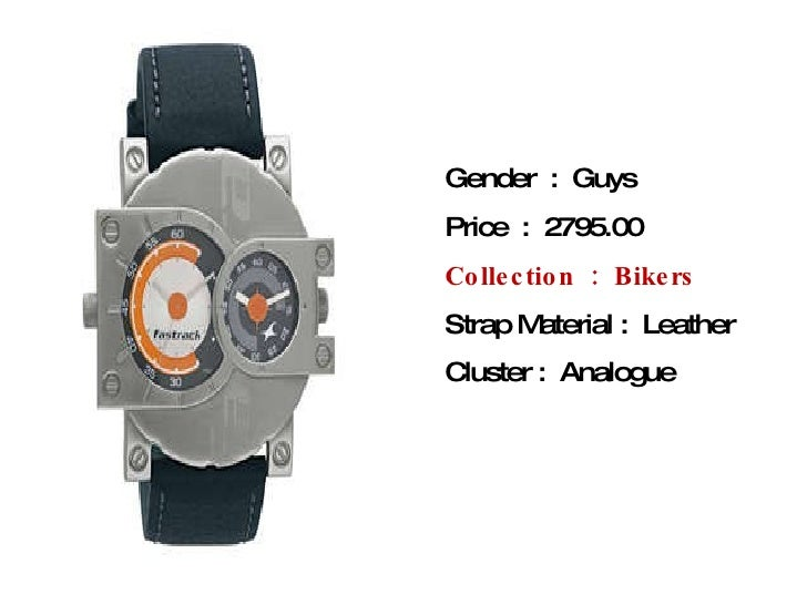 titan watches by aviroop banikrizvi institutes of