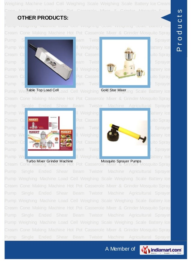 A Member ofWeighing Machine Load Cell Weighing Scale Weighing Scale Battery Ice CreamCone Making Machine Hot Pot Casserole...