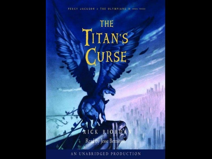 The Titans Curse Book