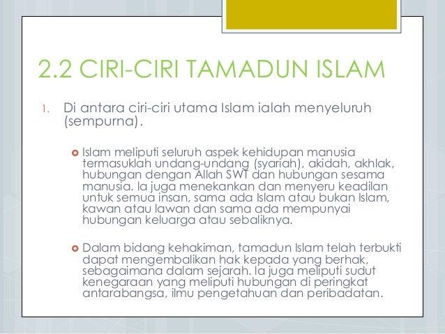 PENGENALAN TAMADUN ISLAM PDF