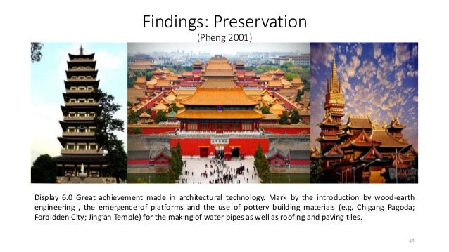 chinese civilization and architecture