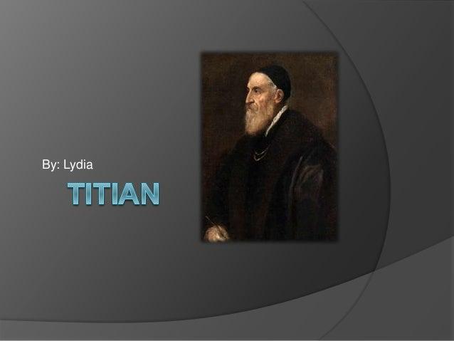 titian date of birth