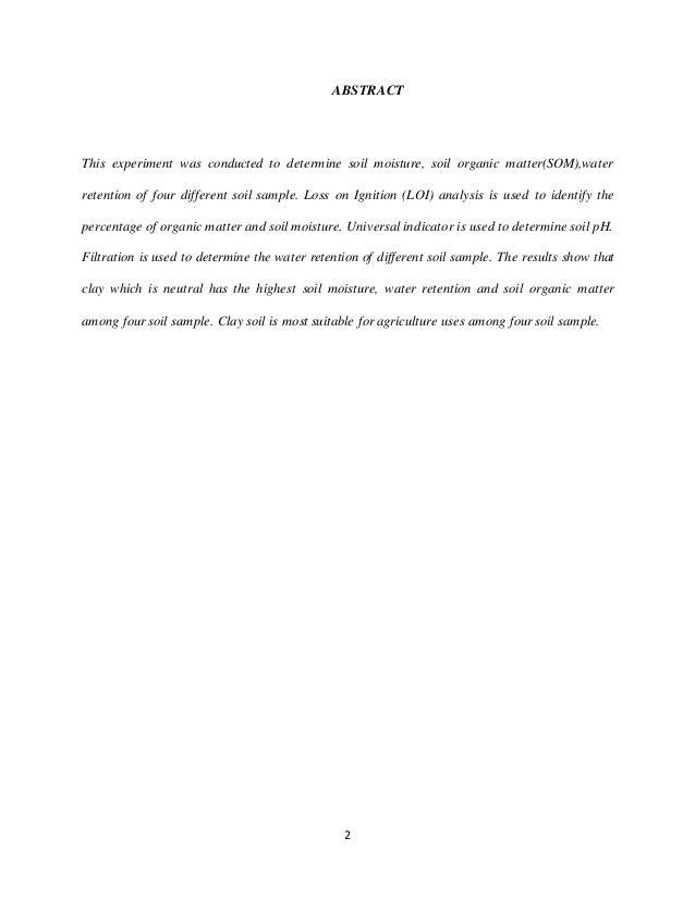 chemistry coursework stpm 2016 experiment 7