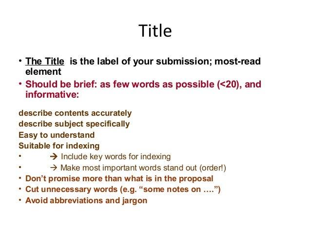 Proposal Essentials by Sponsor