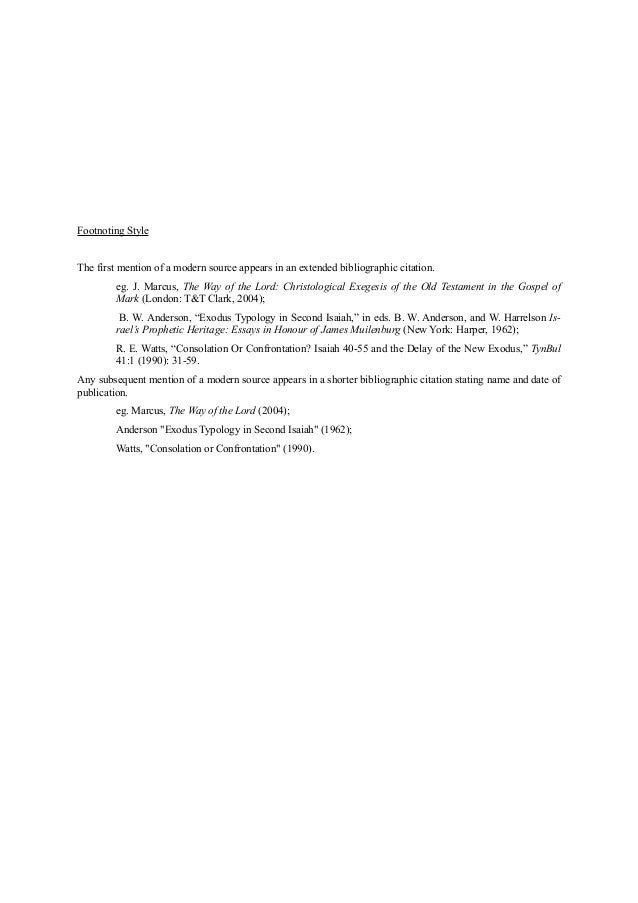 modern gospel 95 thesis