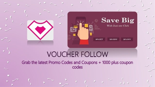 Grab the latest Promo Codes and Coupons + 1000 plus coupon codes
