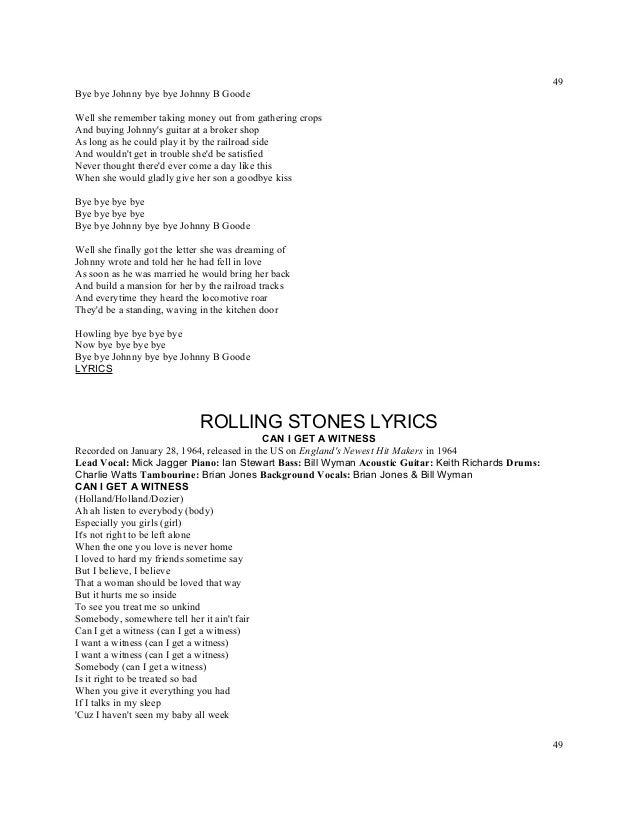 The Rolling Stones – Money Lyrics   Genius Lyrics