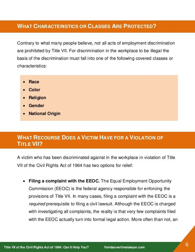 List the aspects of employment covered by law