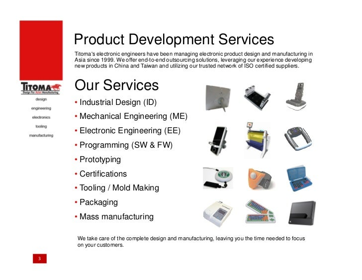 Titoma company introduction electronic product design for Product design companies