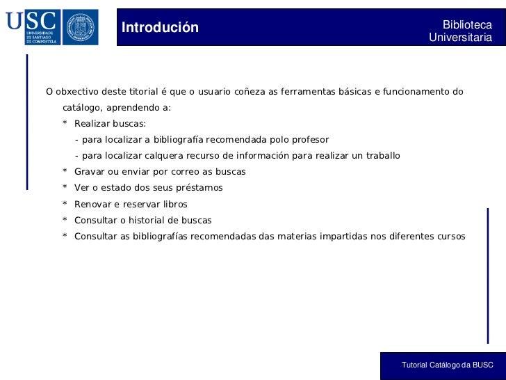 Introdución                                                                 Biblioteca                                    ...