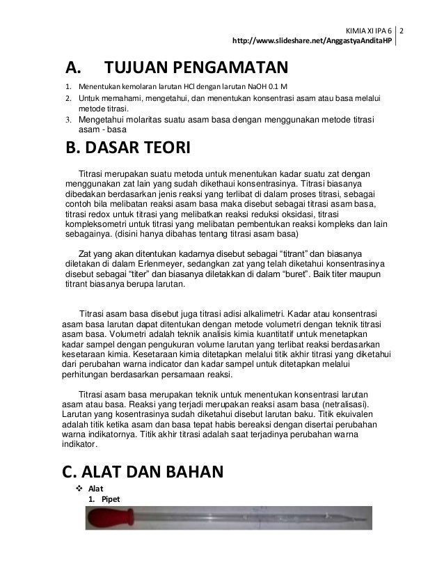 METODE TITRASI ASAM BASA PDF